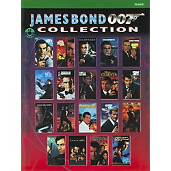 Alfred James Bond 007 Collection for Trumpet (00-IFM0033CD)