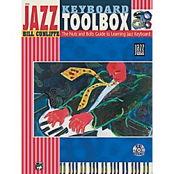 Alfred Jazz Keyboard Toolbox Book & CD (00-19364)