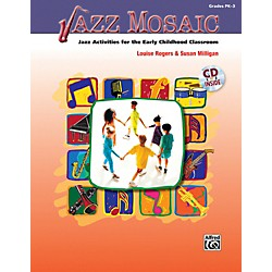 Alfred Jazz Mosaic (Book/CD) (00-40772)