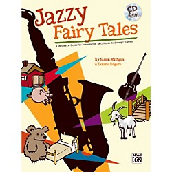 Alfred Jazzy Fairy Tales Book & CD (00-36596)