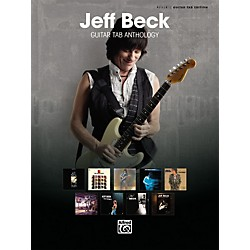 Alfred Jeff Beck Guitar TAB Anthology (00-34017)