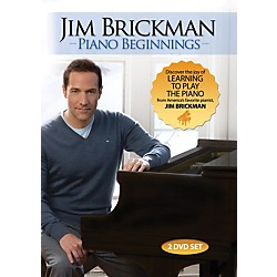 Alfred Jim Brickman Piano Beginnings 2 DVDs (98-36591)