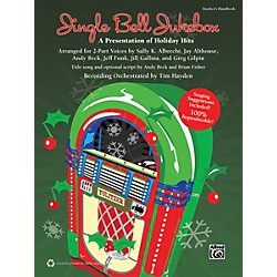 Alfred Jingle Bell Jukebox Book & CD (00-34713)