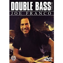 Alfred Joe Franco Double Bass Drumming (DVD) (00-908109)