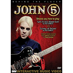 Alfred John 5 - Behind the Player (DVD) (89-31339)