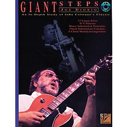 Alfred John Coltrane Giant Steps-Book/CD (00-GF9520)