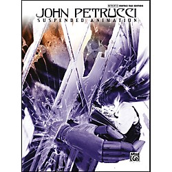 Alfred John Petrucci Suspended Animation Guitar Tab (86-30731)