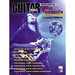 Alfred John Petrucci's Wild Stringdom (Book/CD) (00-0349B)