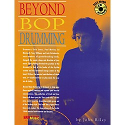 Alfred John Riley Beyond Bop Drumming (Book/CD) (00-MMBK0070CD)