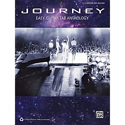 Alfred Journey - Easy Guitar Anthology Book (00-37043)