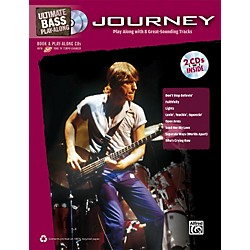 Alfred Journey - Ultimate Bass Play-Along Book & 2 CDs (00-35458)