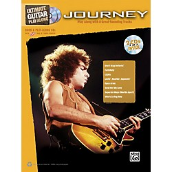 Alfred Journey - Ultimate Guitar Play-Along Book & 2 CDs (00-35455)