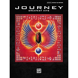 Alfred Journey: Greatest Hits - Guitar Tab Book (00-33881)