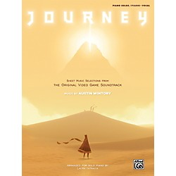 Alfred Journey: Sheet Music Selections from the Original Video Game Soundtrack Book (00-41091)