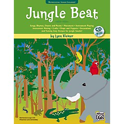 Alfred Jungle Beat Book & CD (00-23836)
