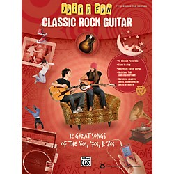 Alfred Just for Fun: Classic Rock Guitar (Book) (322269)