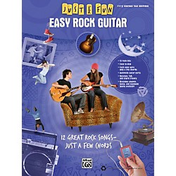 Alfred Just for Fun: Easy Rock Guitar (Book) (322273)
