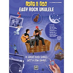 Alfred Just for Fun: Easy Rock Ukulele (Book) (322274)