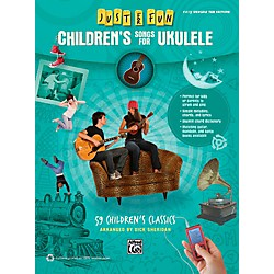 Alfred Just for Fun Children's Songs for Ukulele Easy Ukulele TAB Book (00-41035)