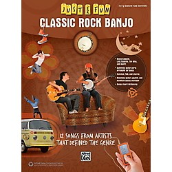 Alfred Just for Fun Classic Rock Banjo Book (00-42692)
