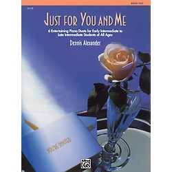 Alfred Just for You & Me Book 2 (00-6658)