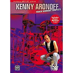 Alfred Kenny Aronoff - Power Workout Complete 1 and 2 DVD Set (00-24506)