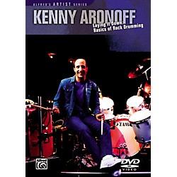 Alfred Kenny Aronoff Laying it Down: Basics of Rock Drumming DVD (00-24591)