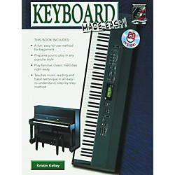 Alfred Keyboard Made Easy Book with CD (07-1031)
