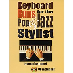 Alfred Keyboard Runs for the Pop & Jazz Stylist Book with CD (50-0943748933)
