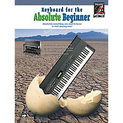 Alfred Keyboard for the Absolute Beginner (Book/CD) (00-20432)