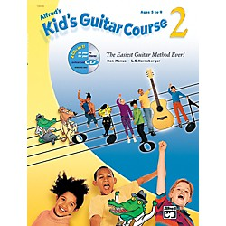 Alfred Kid's Guitar Course 2 (Book/CD/DVD) (00-31993)