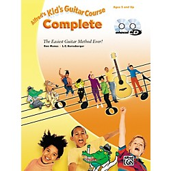 Alfred Kid's Guitar Course Complete (Book/CD) (00-25783)