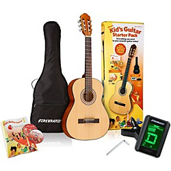 Alfred Kid's Guitar Course Complete Starter Pack (00-37377)