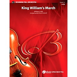Alfred King William's March Full Orchestra 1.5 Set (00-40421)