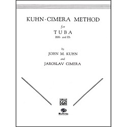 Alfred Kuhn-Cimera Method for Tuba Book I (00-EL00086)