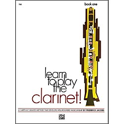 Alfred Learn to Play Clarinet! Book 1 (00-732)