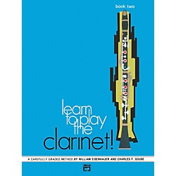 Alfred Learn to Play Clarinet! Book 2 (00-744)