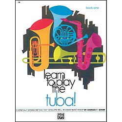 Alfred Learn to Play Tuba! Book 1 (00-738)