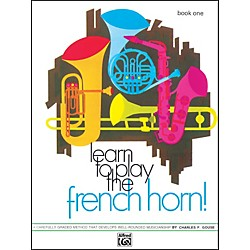 Alfred Learn to Play the French Horn! Book 1 (00-735)