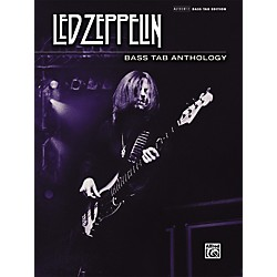 Alfred Led Zeppelin - Bass Tab Anthology Book (00-33432)