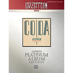 Alfred Led Zeppelin - Coda Platinum Guitar Book (00-37219)