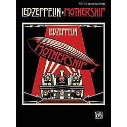 Alfred Led Zeppelin - Mothership - Guitar Tab Songbook (00-30373)