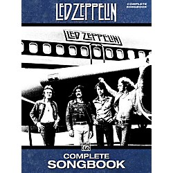 Alfred Led Zeppelin Complete Songbook (00-FBM0007A)