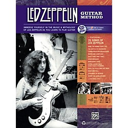 Alfred Led Zeppelin Guitar Method Book/CD (00-33568)