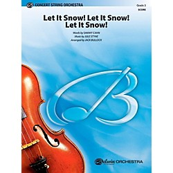 Alfred Let It Snow! Let It Snow! Let It Snow! String Orchestra Level 3 Set (00-41231)