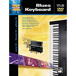Alfred MAX Series Blues Keyboard Instruction (Book/DVD) (00-21974)