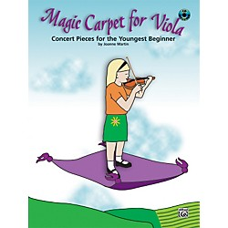 Alfred Magic Carpet: Concert Pieces for the Youngest Beginners (00-27744)