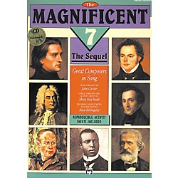 Alfred Magnificent 7:  The Sequel Book & CD (00-18737)