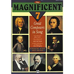 Alfred Magnificent Seven Program Book/CD (00-18749)