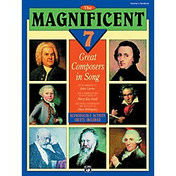 Alfred Magnificent Seven Teachers Hand Book (00-11695)
